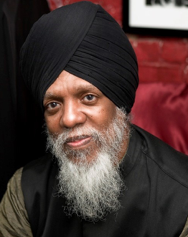 Dr. Lonnie Smith, legendary jazz organist